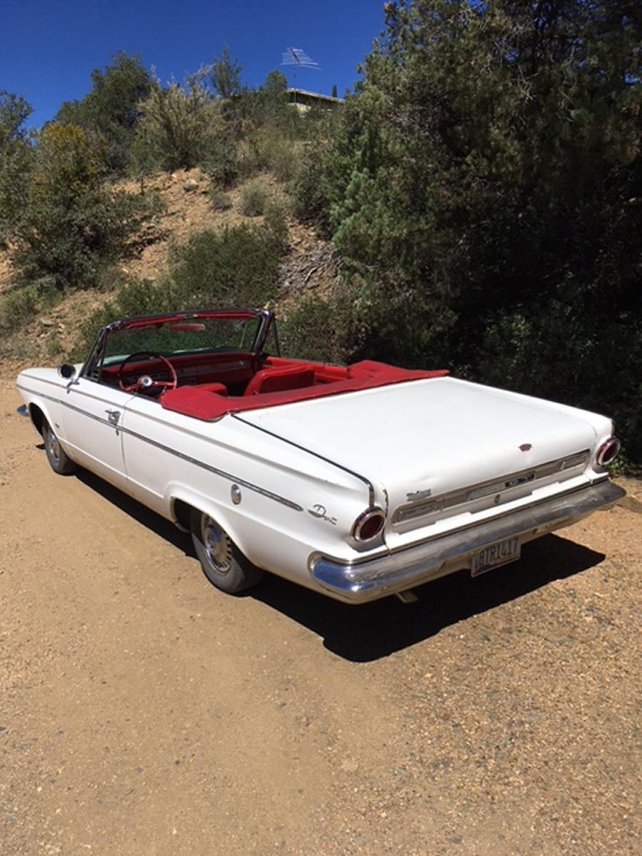 1963 Dodge Dart convertible   Old Rides 6   Pinterest   Darts, Dodge ...
