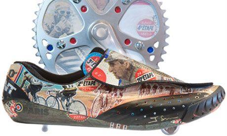 Bike Blog - Tour de France art exhibition