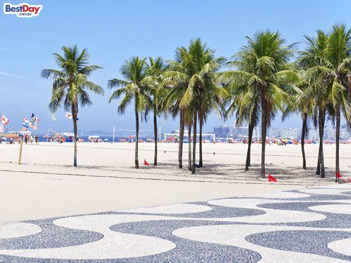 #Rio #RiodeJaneiro #Copacabana #Copa #BestDay