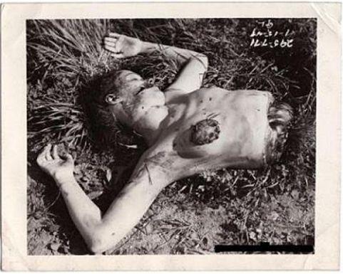 Risultati immagini per black dahlia crime scene