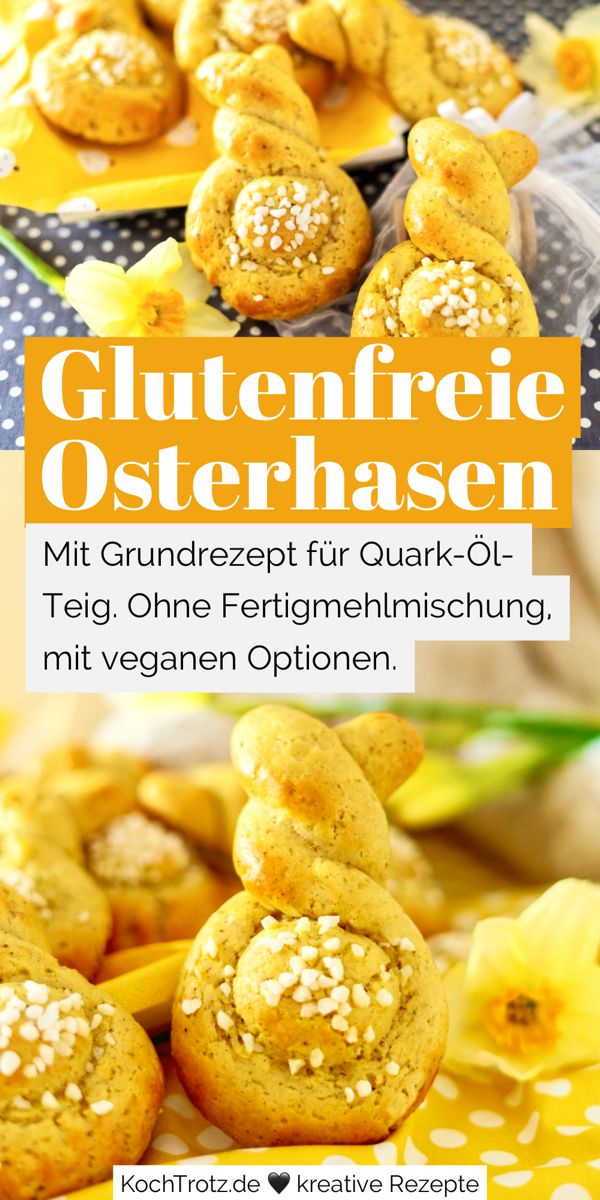 Osterhasen glutenfrei