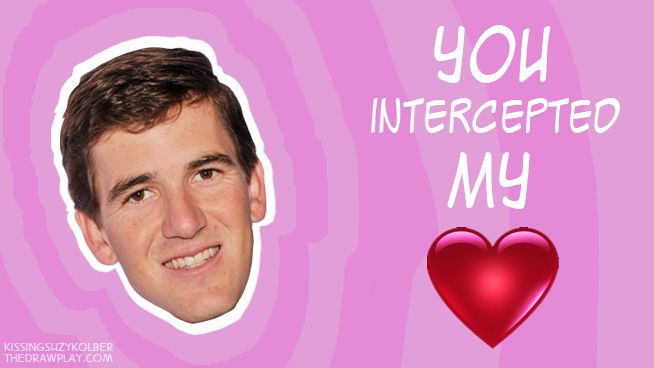 Uproxx Nfl Green Bay Packers Fans Valentines