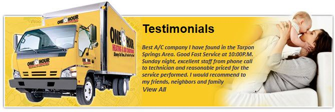 One Hour Heating And Air Conditioning Bradenton Fl