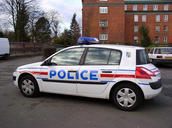 France Renault Megane Automotive Police Cars French Police
