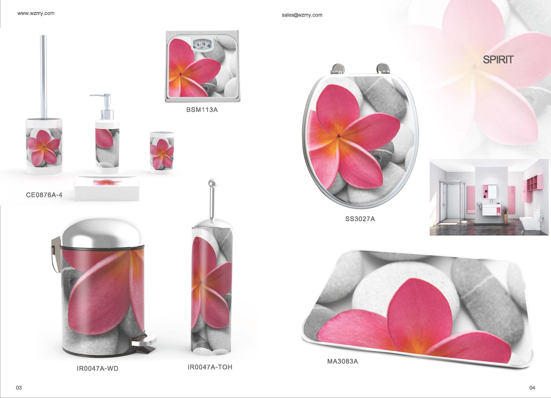 ZEN series of Bathroom Accessories from Wenzhou Maya Aspire ...