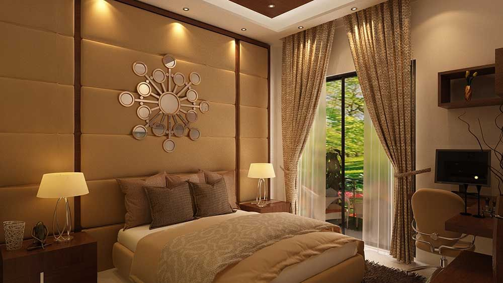 Residence Interiors At Chrompet Architects Interior Designers