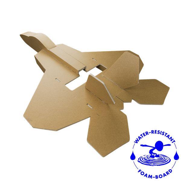 Flite Test Mighty Mini F-22 Raptor Electric Airplane Kit