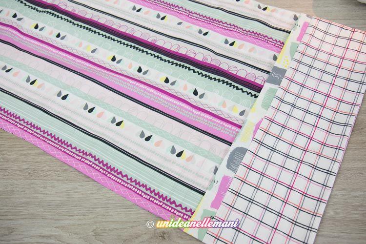 Cucire Federe Per Cuscini Letto.Come Cucire Una Federa Per Cuscino Con Chiusura A Busta Tutorial