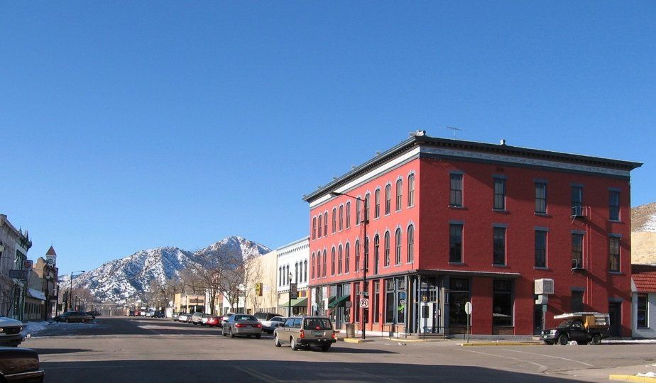 Canon City Colorado Canon City Co Downtown Canon City Looking East Photo Picture Canon City Colorado Canon City Colorado