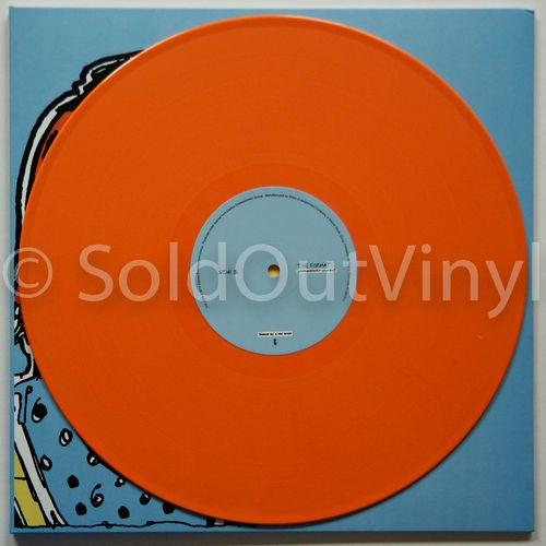 The Format Interventions And Lullabies Vinyl Orange Lp Records For Sale Orange 10 Anniversary