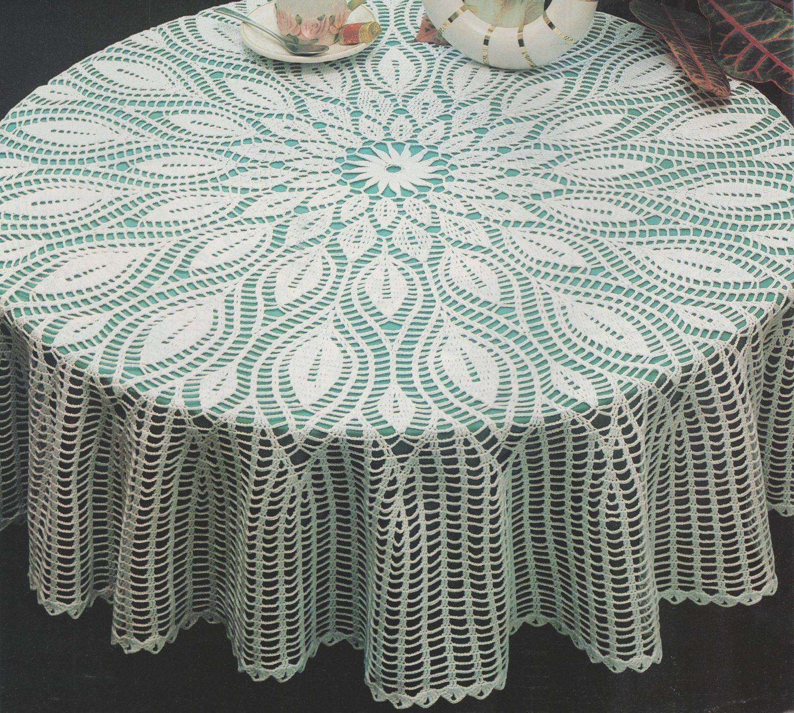 crochet nappe feuilles pour gu ridon tutoriel gratuit manualidades pinterest crochet. Black Bedroom Furniture Sets. Home Design Ideas