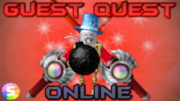 Guest Quest Online Roblox Games Pinterest