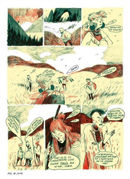 Ilustrao  Comics    Comic Illustrations And
