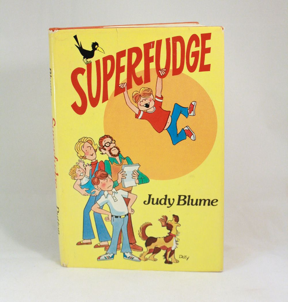 an analysis of the works by judy blume The panel discussed their favorite blume books, how they related to the  the  judy blumesday event was presented by the thalia kids' book.