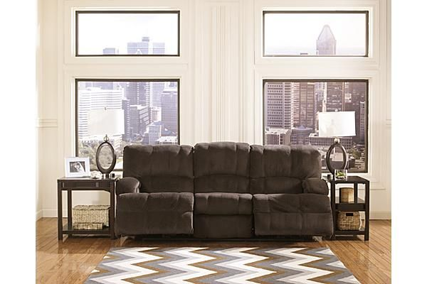 Admirable The Kiska Reclining Sofa From Ashley Furniture Homestore Ibusinesslaw Wood Chair Design Ideas Ibusinesslaworg