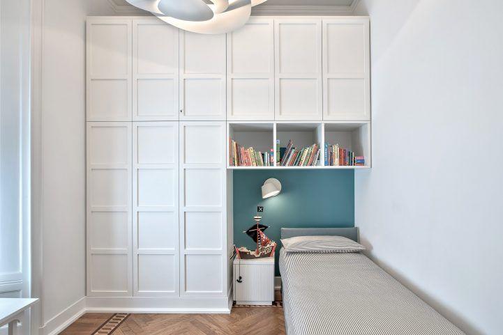 Appartamento a Milano — Morigi 9 Appartamento, Armadio a