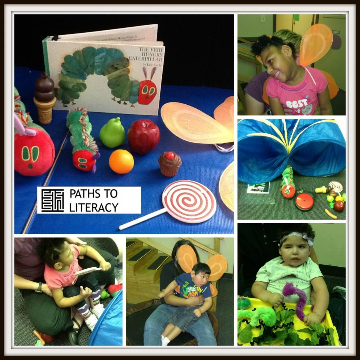 Storybox And Activities For The Very Hungry Caterpillar