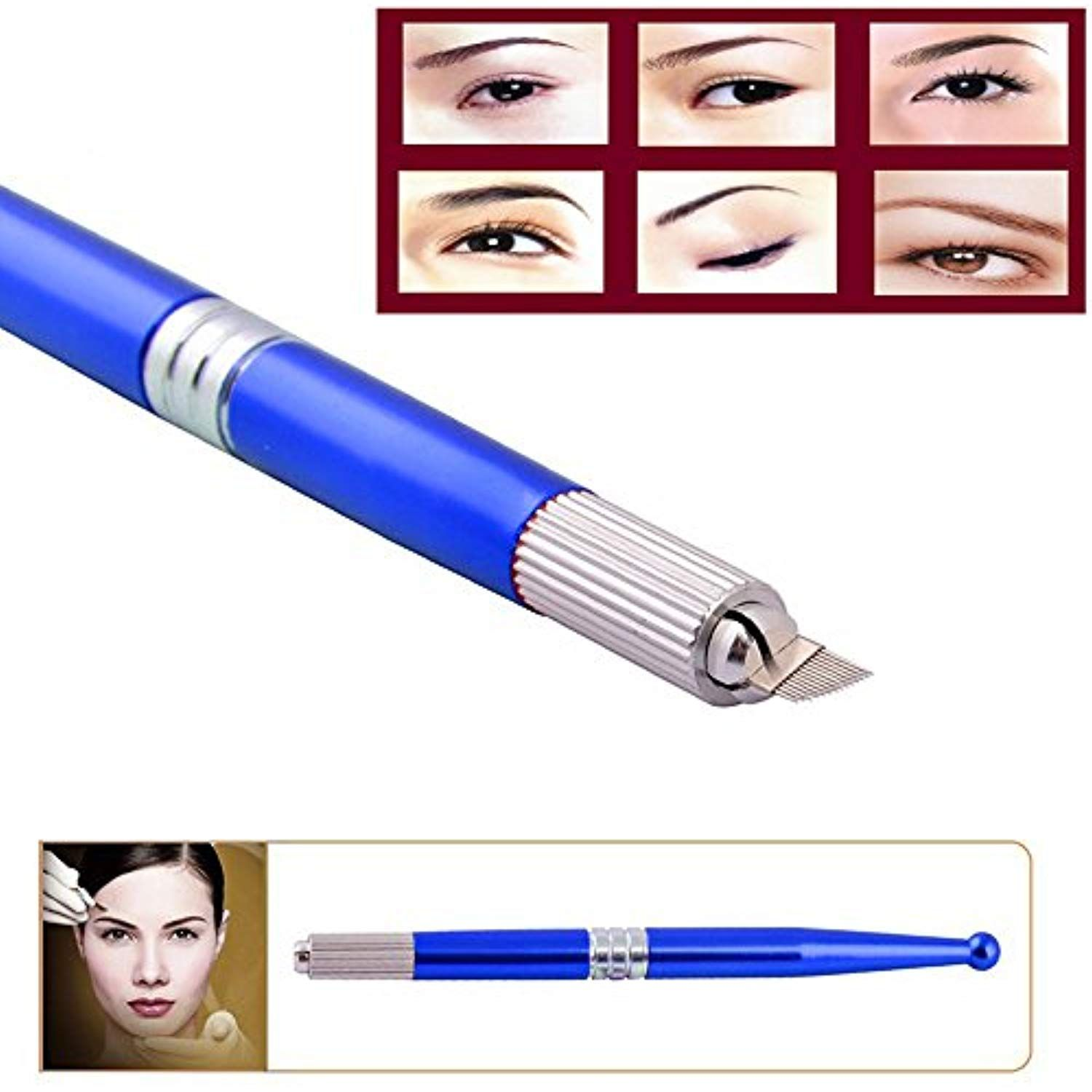 Disposable Eyebrow Microblading Pen Set CINRA Eyebrow