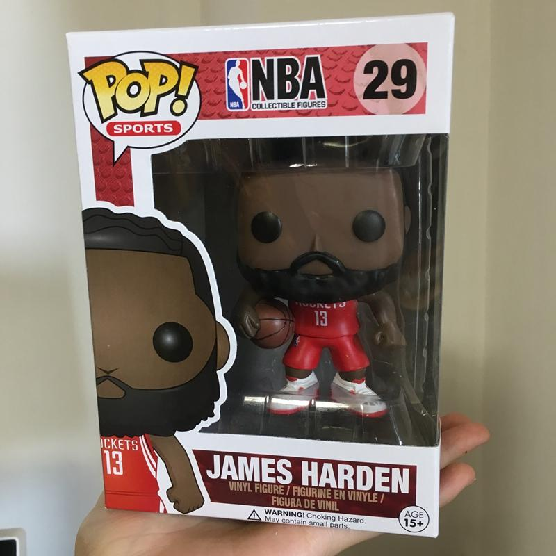 9f32785827fb Houston Rockets  Official Funko Pop! Sports 3.5