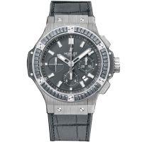 Hublot Big Bang Earl Gray Gummy Alligator Strap Mens Automatic Watch 301ST5020GR1912  $20,878.00