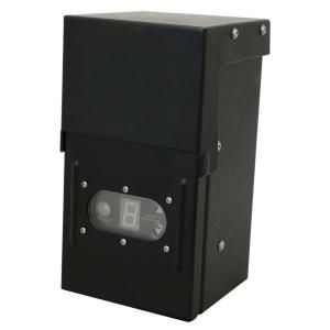 Landscape Lighting Transformer Hampton Bay 12v Low Voltage 200 Watt Transformer Hd22772 At The
