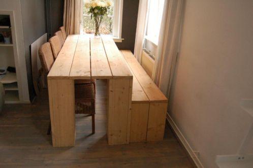 Marktplaats Tafel Stoelen : Marktplaats tafel stijgerhout bank