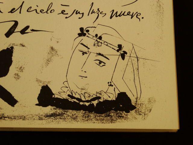 Pablo Picasso - Gongora - 1985 - Catawiki