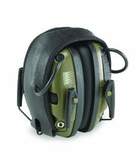 Amazon.com: Howard Leight R-01526 Impact Sport Electronic Earmuff: Home Improvement