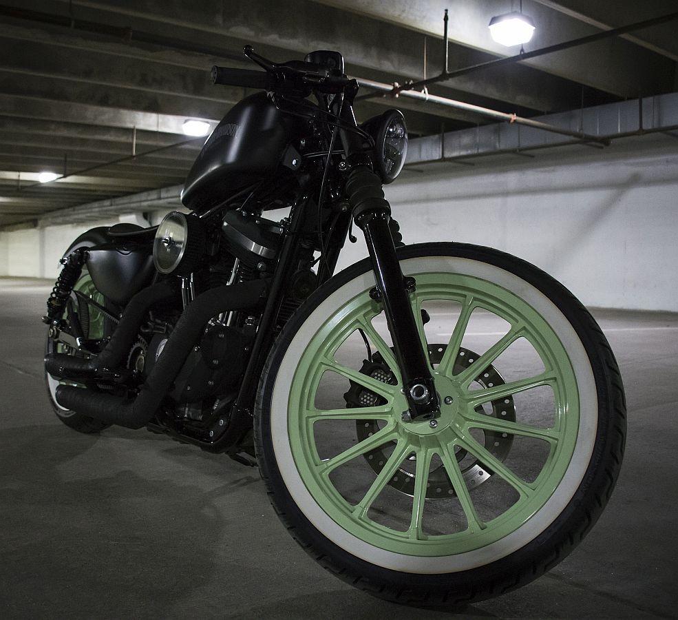 Covingtons Customs Harley Davidson Bagger roadglide custom