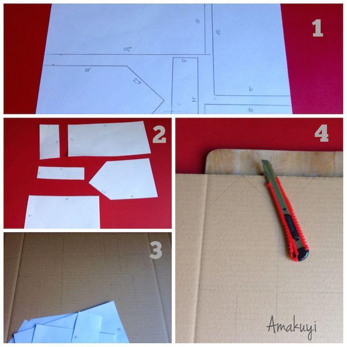 DIY. Cómo hacer una Hucha con Cartón Reciclado | Pinterest | Hucha ...