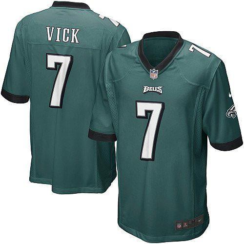michael vick eagles jersey
