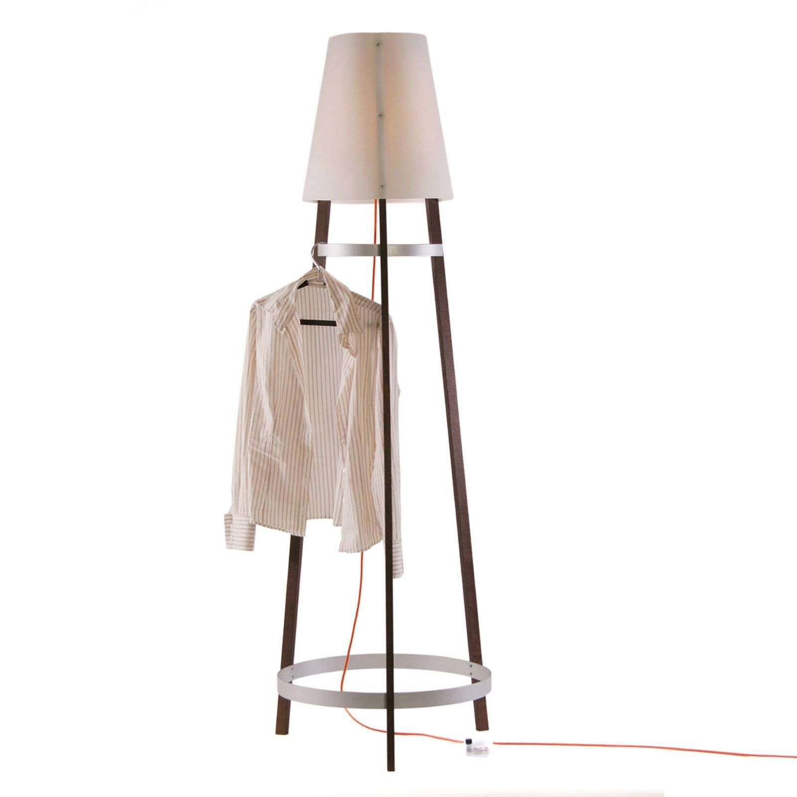 Stehleuchte Wai Ting Kabel Rot Eiche Avec Images Lampadaire