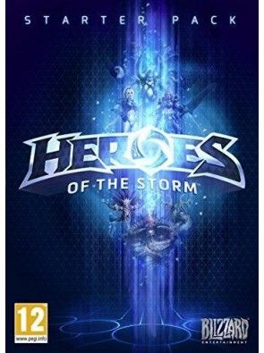 $7.11 Heroes of the Storm Starter Pack PC/Mac
