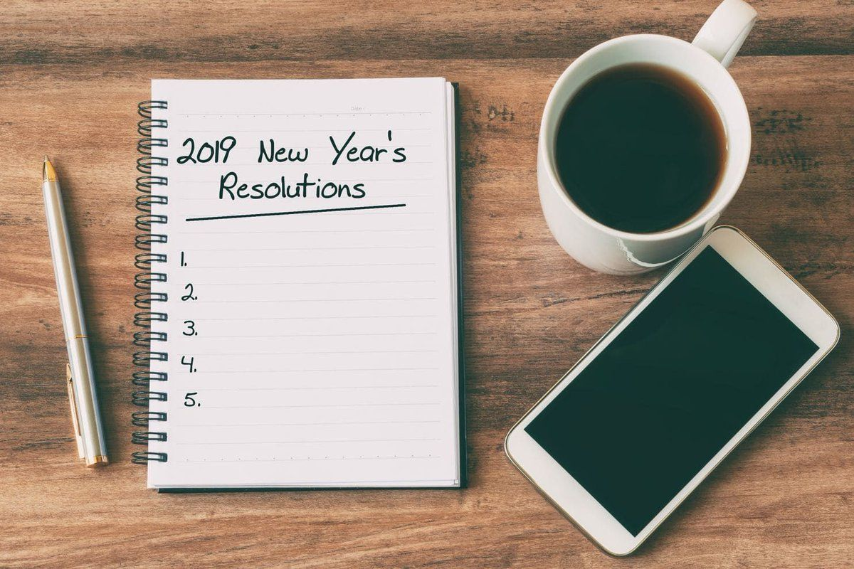 Top 10 Classic New Year S Resolutions