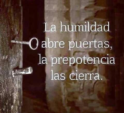 La humanidad...