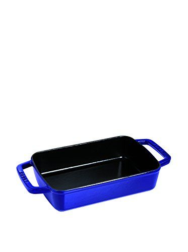 Staub Baker Dark Blue 10 X 15 Dark Blue Check Out The Image By Visiting The Affiliate Link Amazon Com On Image Bakeware Set Bakeware Storage Home Furniture