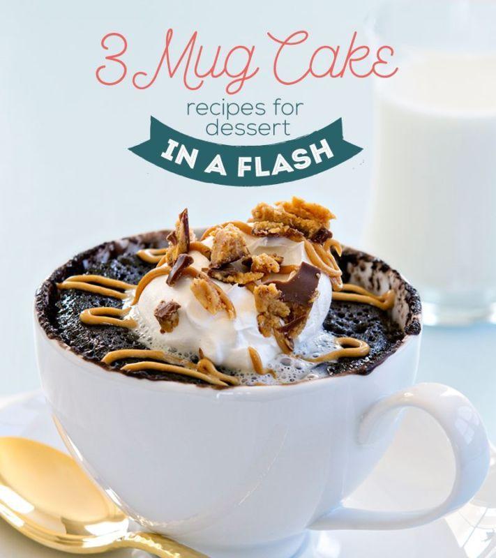 Oreo Mug Cake Microwave Easy