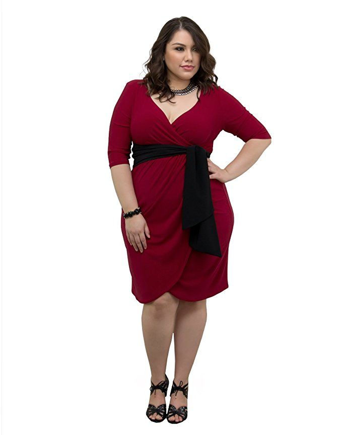 5 Plus Size Red Dresses For Valentines Day Size Clothing Fashion
