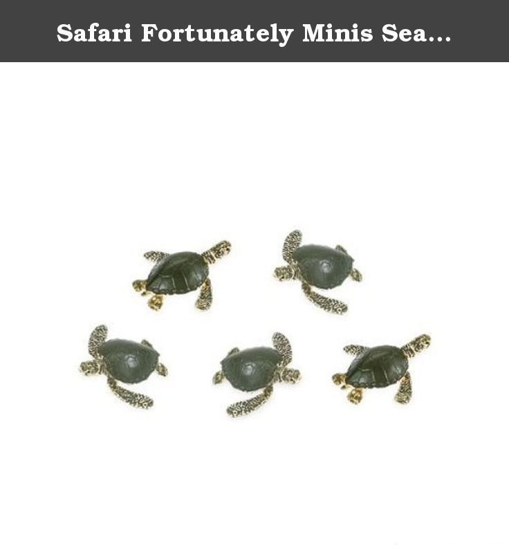 Safari Fortunately Minis Sea Turtles 345322 (parallel import). It's shipped off from Japan.