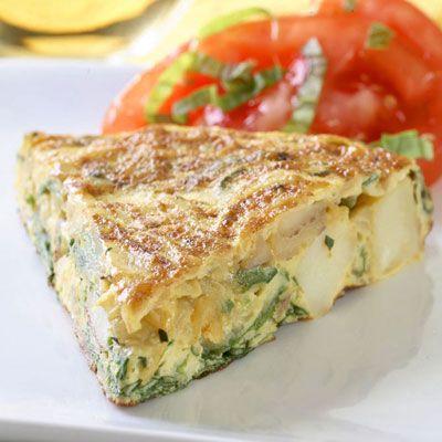 slimming omelete spaniole)