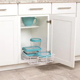 Kitchen Cabinet Pull Out Shelves Lowes