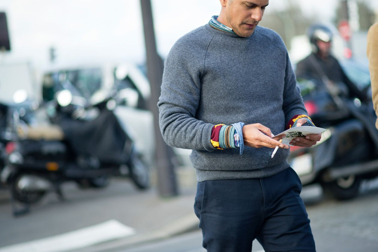Paris Fashion Week FW 2014 Street Style Report - Part 3 • Highsnobiety