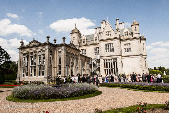 Wedding Guests Are Always Pleased To Attend Weddings At Stoke Rochford Hall Is Now A First Class Venue For Parties And Conferences