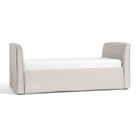 Lewis Slipcovered Daybed Daybed Design Slipcovers Daybed