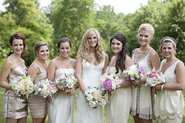 Clifton Inn Wedding by Kristen Gardner Photography  Read more - http://www.stylemepretty.com/2011/12/27/clifton-inn-wedding-by-kristen-gardner-photography/