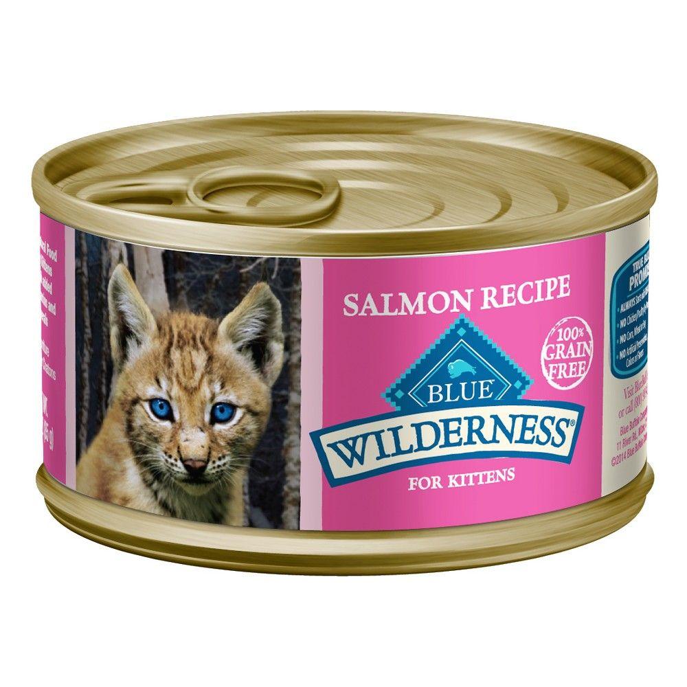 Blue Buffalo Blue Wilderness Kitten Chicken Recipe Wet Cat Food 3 Oz Case Of 24 In 2020 Kitten Food Natural Cat Food Wet Cat Food