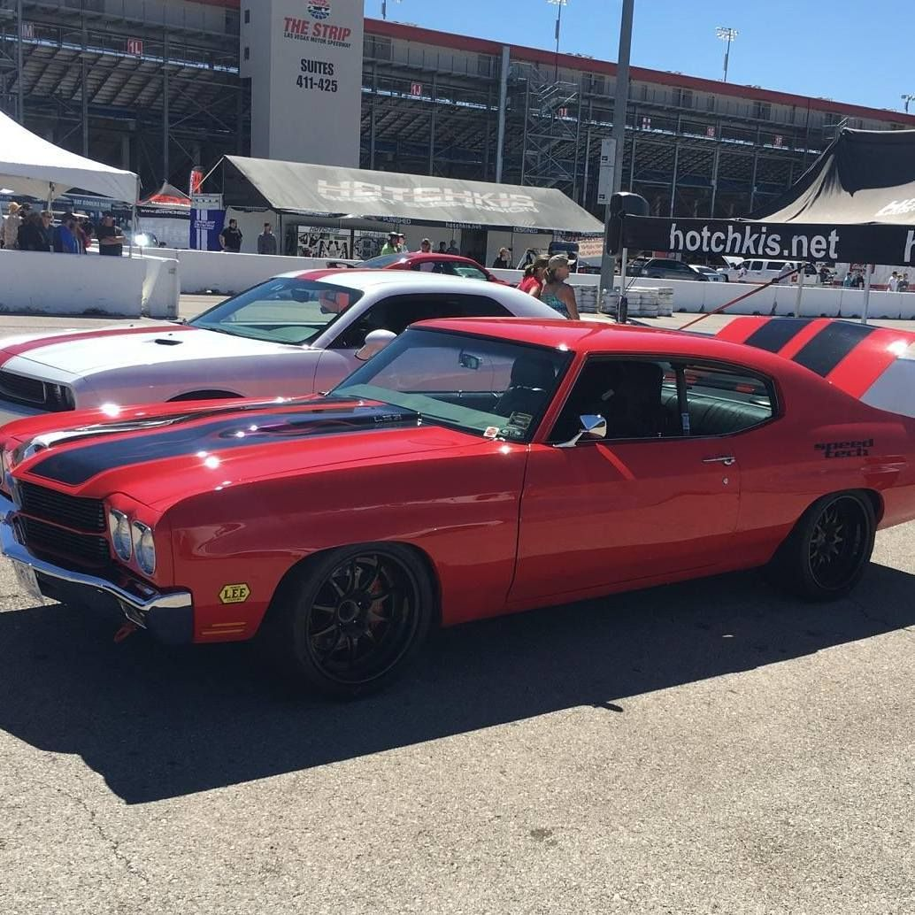 Autocross 70 chevelle with a little something special under the hood ls3 ls