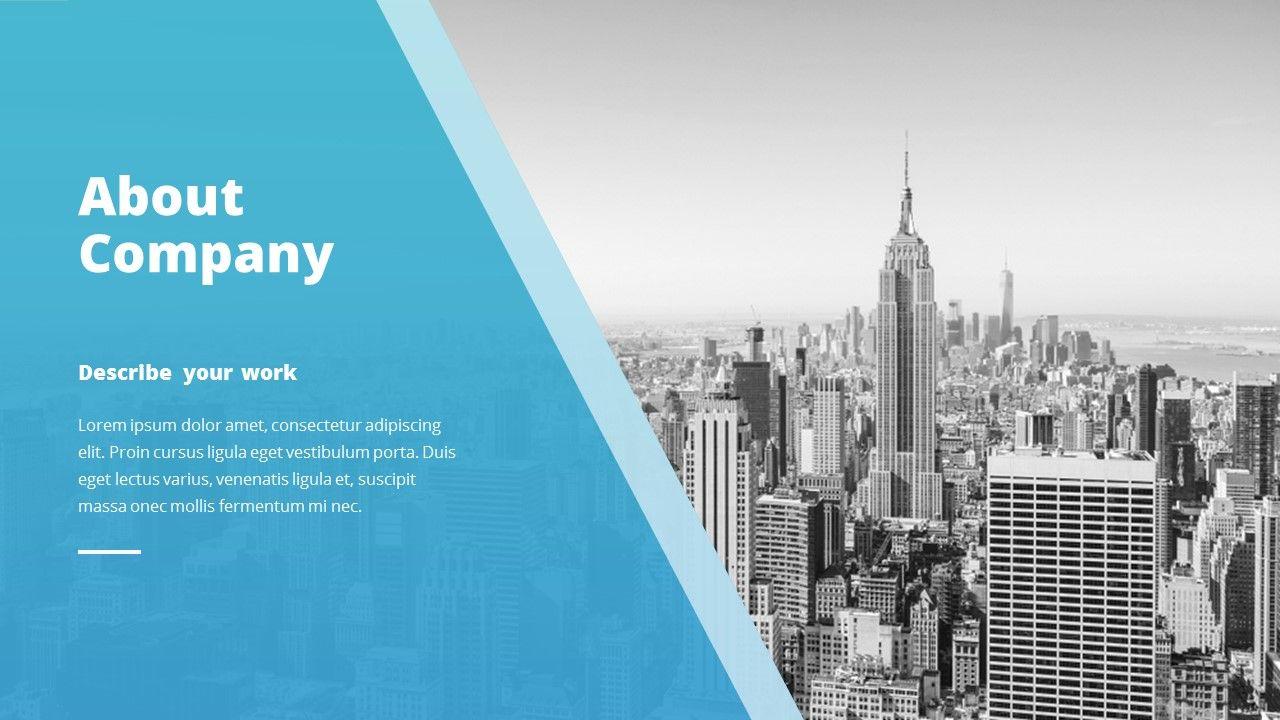 Marketing Plan Clean Business Keynote Template Wellness Design Business Powerpoint Templates Marketing Plan