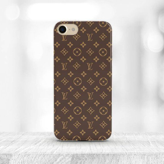 new product d1d81 64974 Louis Vuitton Iphone 7 Case Louis Vuitton Case iPhone 6S Case Brown ...