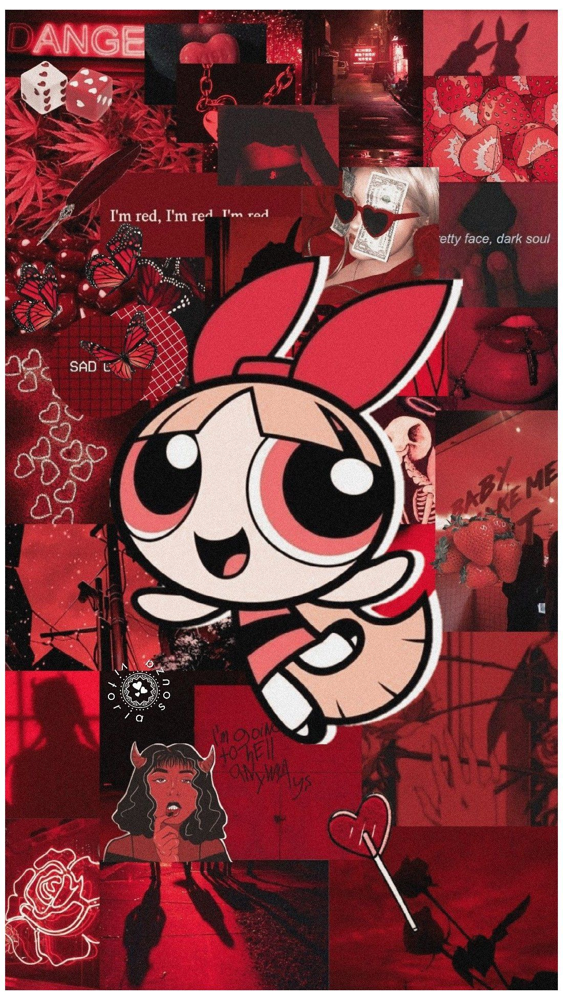 Pin By Chicy On Wallpapers In 2020 Halloween Wallpaper Iphone Purple Wallpaper Iphone Powerpuff Girls Wallpaper
